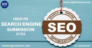 HIGH PR SEARCH ENGINE SUBMISSION SITES