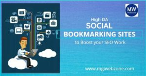 High DA SOCIAL BOOKMARKING SITES to Boost your SEO Work