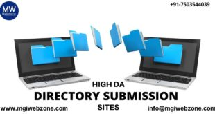 HIGH DA DIRECTORY SUBMISSION SITES